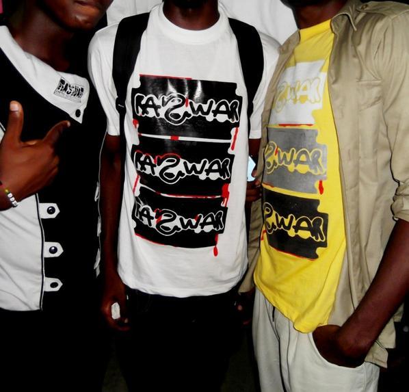 RASWAR streetwear Art