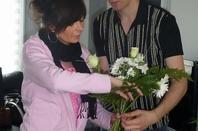 cours d'art floral pour un enterrement de vie de jeune fille