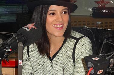 Alizée Sur Virgin Radio