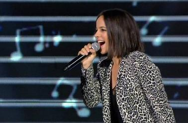 "Alizée "" Samedi Soir On Chante France Gall """