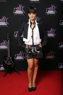 Alizée au NRJ Music Awards