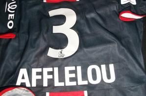 Maillot porté par SAKHO pendant la saison 2008/2009