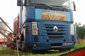Suite Reportage numéro 2: Cirque Joseph Bouglione