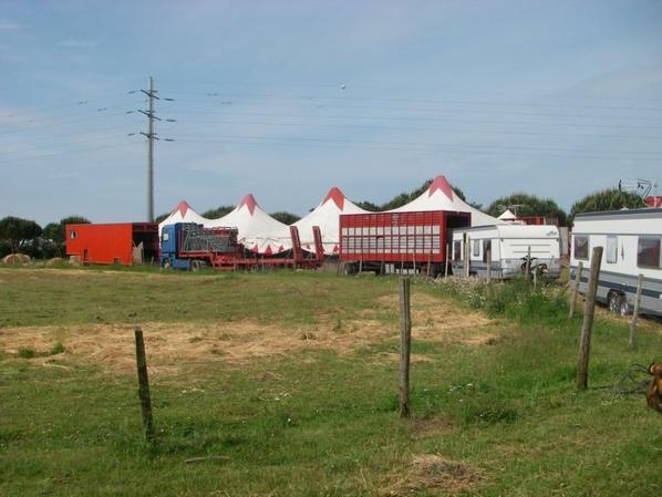 Fin Reportage numéro 2: Cirque Joseph boglione a Royan le 25/05/15