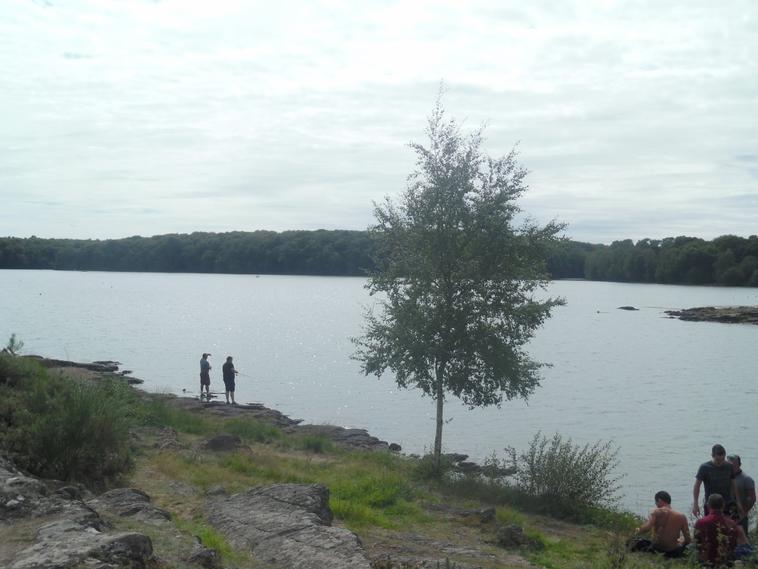 Lac de Tremelin