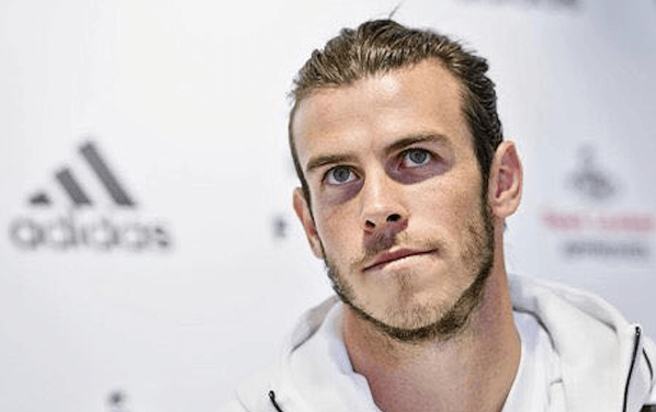 "Bale : ""Au Real Madrid, on rêve toujours en grand"" (07.09.16)"
