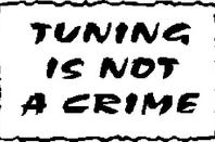 Tuning is not crime