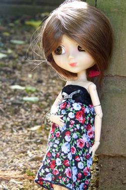 Jolie petite fleur égarée