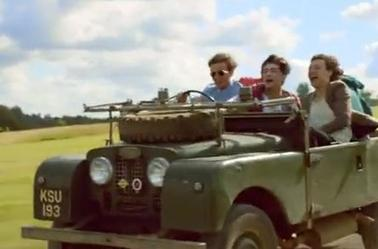 live while we're young 2