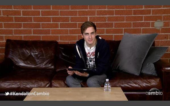 Voici une P'tit série de photos de  Kendall