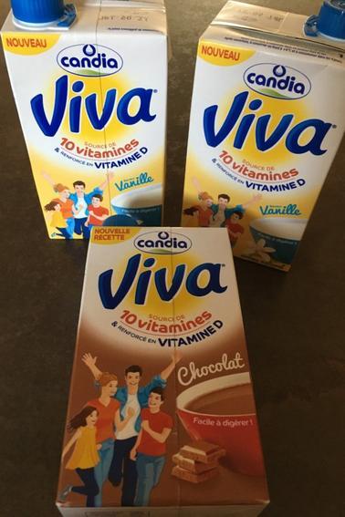 Test Viva Vanille et chocolat