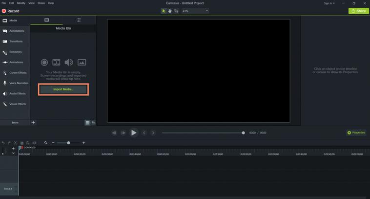 camtasia creer votre propre videos