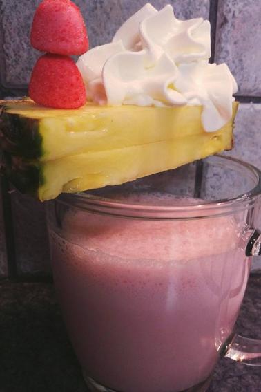 Milkshake Tagada.