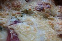 Endives au jambon gratinées
