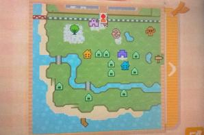 Animal Crossing New Leaf - Mon village