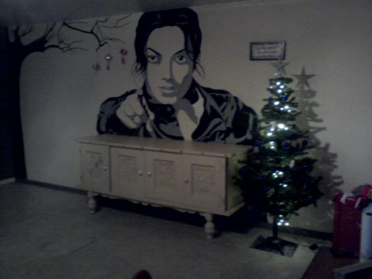 Ma petite déco de Noël finie :p
