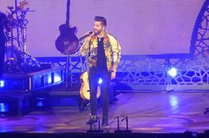 concert de  kendji le 9/04/2016 a grenoble