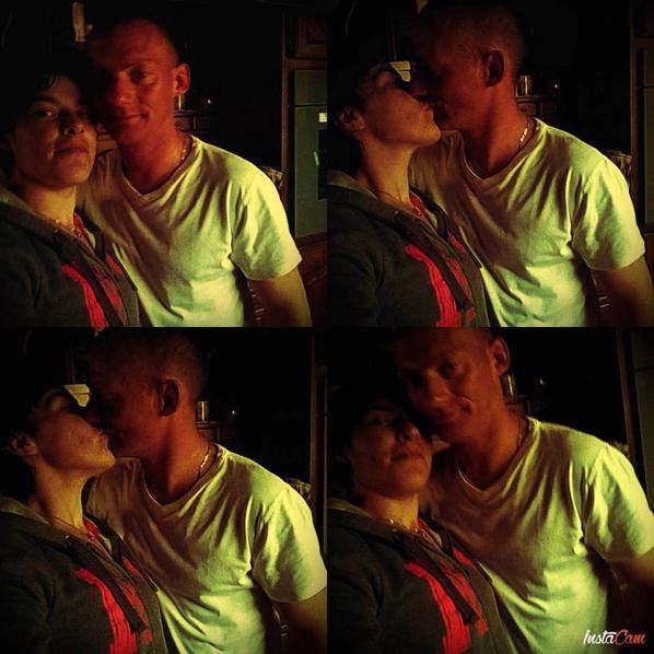 mwa et mon homme je t aime