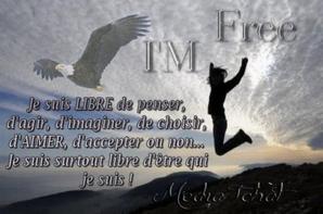 LIBERTE ---  FREEDOM --- FREE --- LIBRE