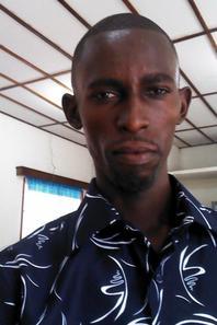 Etudiant au Centre Professionnel Don Bosco