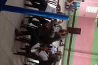Le Jour De Publication Des Examens d'Etat Au Collège Don Bosco à Masina