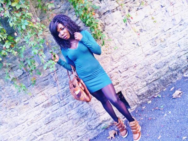 Le Style je l'αdopte dαns chαque vêtements que je porte