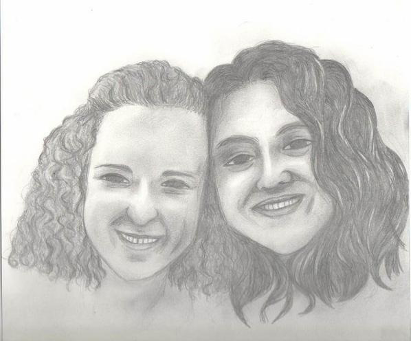 les portraits d'Aurélia( ma fille)