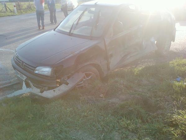 mon accident du premier avril