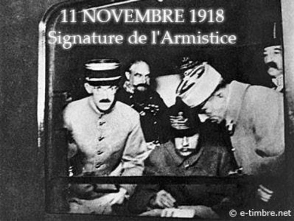 L armistice du 11 novembre
