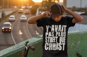 PAS PLUS STREET QUE CHRIST