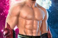 Un perso que j'aime dans tekken Jin Kazama
