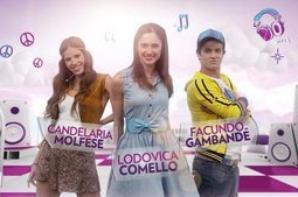 Maxi Francesca y Camila