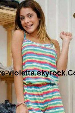 Violetta:Martina Stoessel