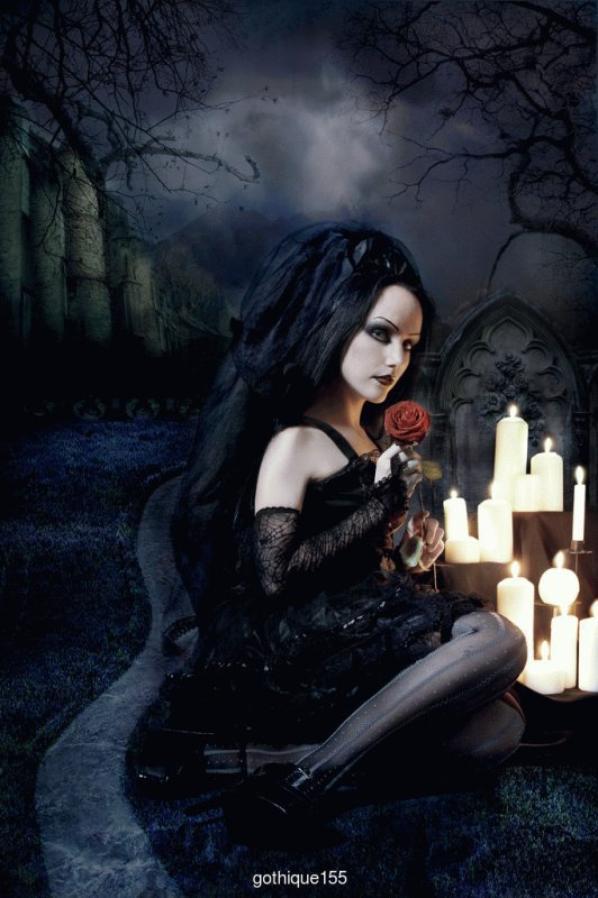 manifique image prise sur le blog de mon amie gothique