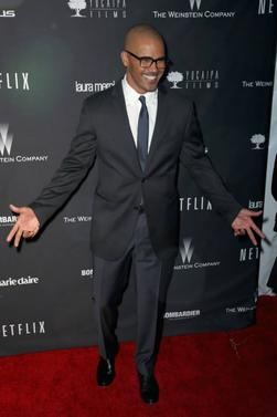 Shemar Moore aux SFM attends 2014 Golden Globes After Party