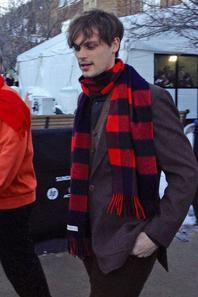 Photos : Matthew Gray au Festival  Sundance 2014