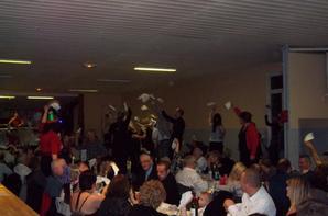 reveillon nouvel an organisé par l'association loisir danse 80