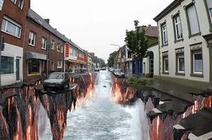Street art et illusion