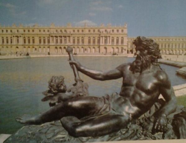 Un passage à Versailles