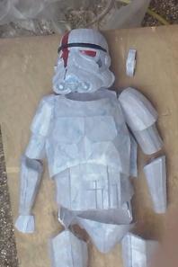Cosplay Stromtrooper