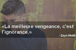 Citations One Direction