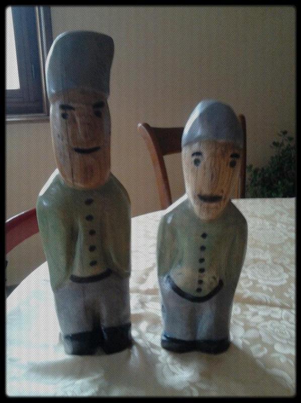 Tintin et Quentin