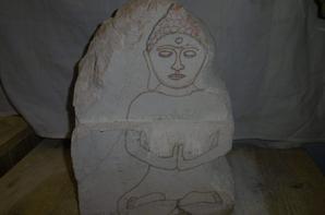 Bouddha, en cours