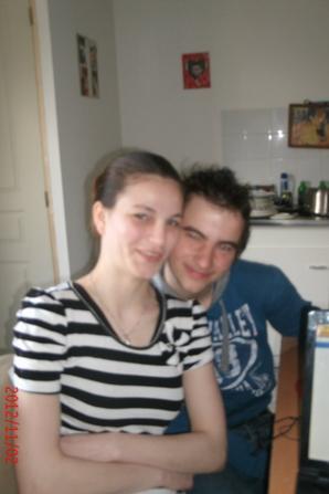 moi et mon 2 eme frere
