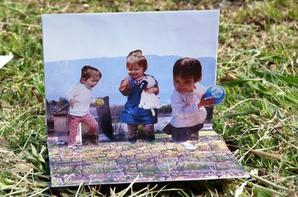 Cartons d'invitations pour les 2 ans de ma fille
