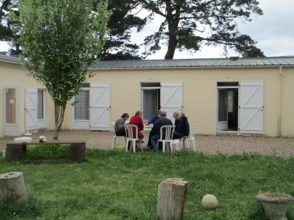 Séjour en Bretagne de la section (avril )