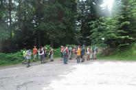 Marche AN des Vosges sur Gérardmer