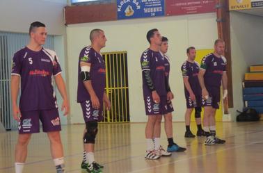 Victoire des Digoinais face à Semur en Auxois : dernière journée de Championnat Excellence Régional  42 - 23 le 24 Mai 2014.
