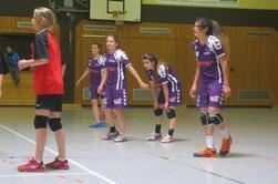 Moins 16 Filles HBCDIGOIN / Pays Bas.