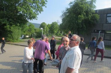 Départ de Gerolstein le dimanche 1er juin 2014 à 9h30.